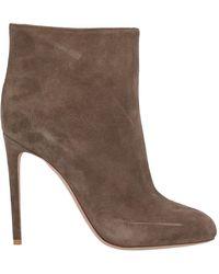 Giambattista Valli Ankle Boots - Brown