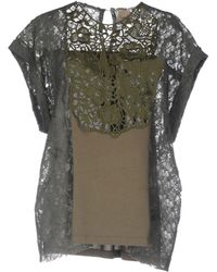 Nude - Blouses - Lyst