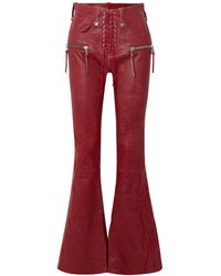 Unravel Project Pantalone - Rosso