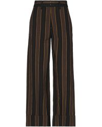 Momoní Casual Trousers - Brown