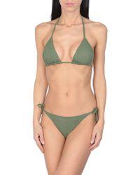 Fisico Bikini - Grün