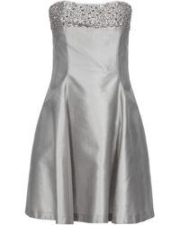 Tara Jarmon - Short Dress - Lyst