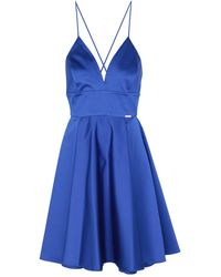 Frankie Morello Short Dress - Blue