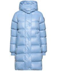 Sportmax Code Down Jacket - Blue