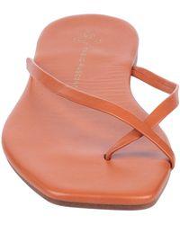 Fabio Rusconi Toe Post Sandal - Orange