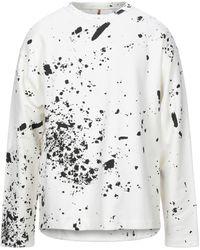 OAMC Sweat-shirt - Blanc