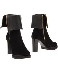 Lella Baldi - Ankle Boots - Lyst