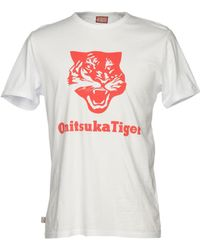 Onitsuka Tiger T-shirt - Bianco