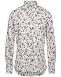 Thomas Mason Shirt - White