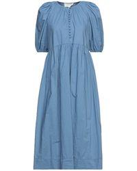 The Great Midi Dress - Blue