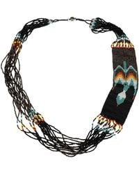 Jessie Western Necklace - Black