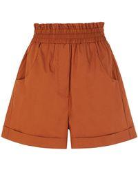 8 by YOOX Shorts et bermudas - Marron