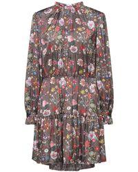 Imperial Short Dress - Multicolour
