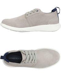 Lumberjack Low Sneakers & Tennisschuhe - Grau