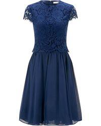 IVY & OAK Short Dress - Blue