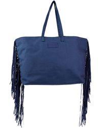 Fisico Shoulder Bag - Blue