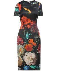 Paul Smith Midi Dress - Black