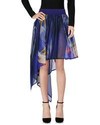 Y-3 Midi Skirt - Purple