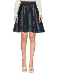 Jijil - Knee Length Skirt - Lyst