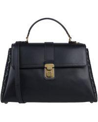 Bottega Veneta Handbag - Black