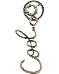 Lanvin Key Ring - Metallic