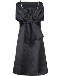 Carlo Pignatelli Knee-length Dress - Black
