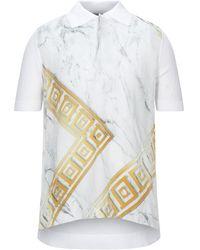 Versace Polo Shirt - White