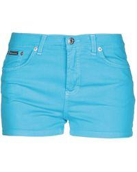 Dolce & Gabbana Shorts - Blau