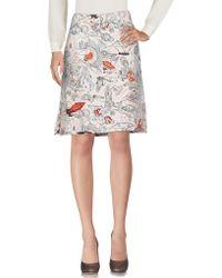 Dorothee Schumacher - Knee Length Skirt - Lyst