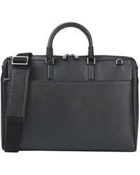 Serapian Work Bags - Black