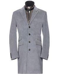 Philipp Plein Coat - Grey