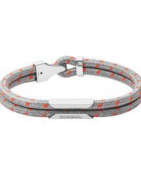 DIESEL Armband - Grau
