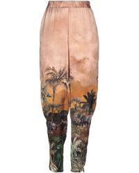 Just Cavalli Pantalon - Multicolore