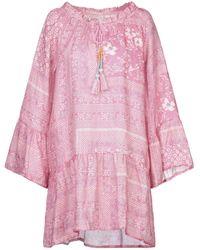 Anjuna Short Dress - Pink