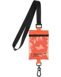 Heron Preston Kartenetui - Orange