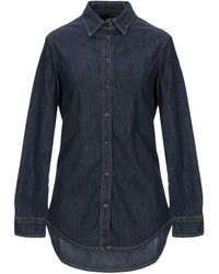 Ottod'Ame - Camicia jeans - Lyst