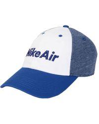 Nike Chapeau - Bleu