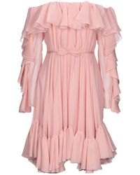 Giambattista Valli Knee-length Dress - Pink