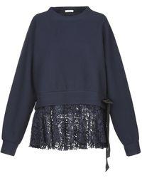 P.A.R.O.S.H. Sweatshirt - Blue