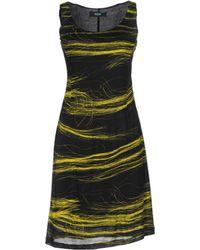 Versus Short Dress - Yellow