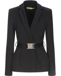 Versace Suit Jacket - Black