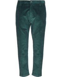 Covert Pantalone - Verde