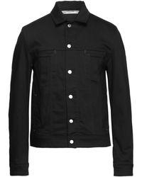 Acne Studios Denim Outerwear - Black
