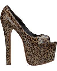 Brian Atwood - Zapatos de salón - Lyst