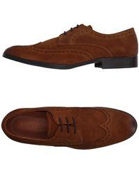 Jack & Jones Lace-up Shoes - Brown