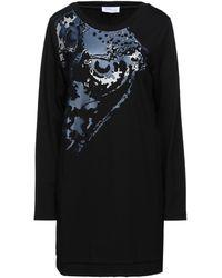 Pianurastudio Robe courte - Noir