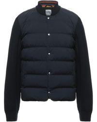 Paul Smith Down Jacket - Blue
