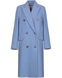 Jucca Coat - Blue