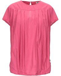B.D. Baggies Bluse - Pink