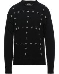 Covert Pullover - Noir